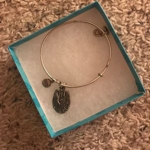Alex and Ani- Guardian of Love Bangle Bracelet